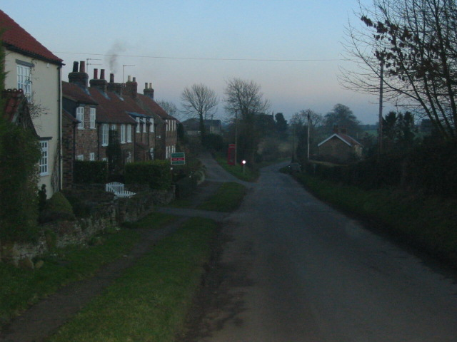 Whenby Village