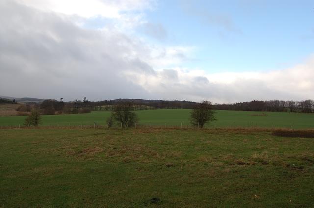Farmland at Over Carden