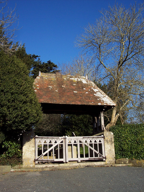 Lych Gate at St Margaret of Antioch, Chilmark