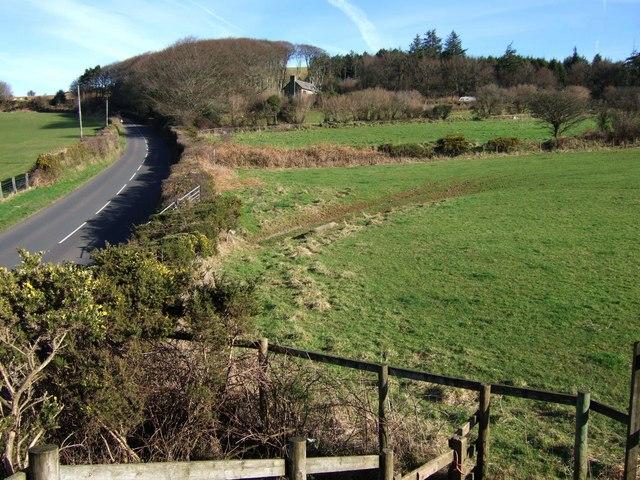 Towards Peekhill Plantation