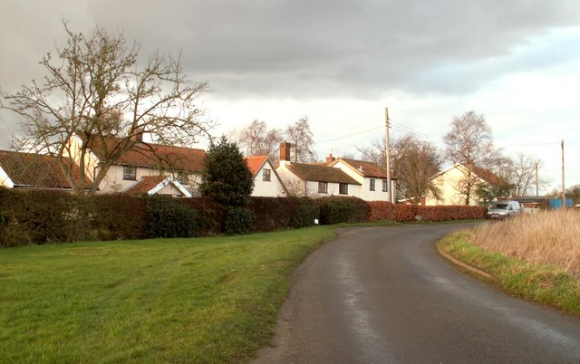 Houses at Mill Green