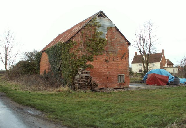 A barn at Hatherleigh Farm