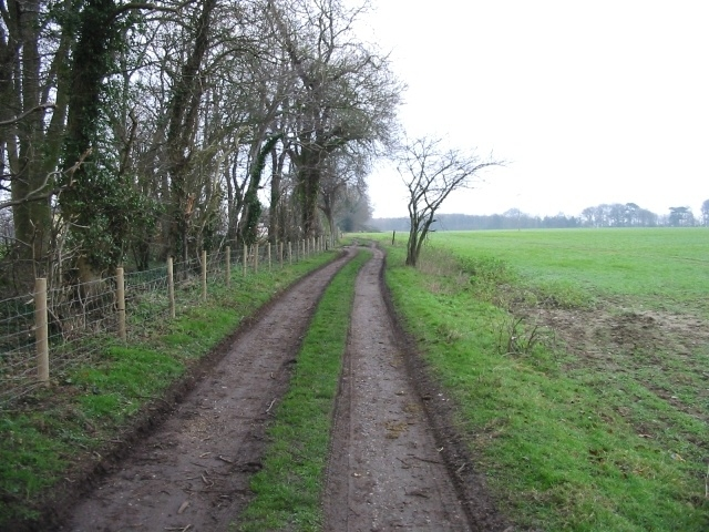 Track to Telegraph Farm