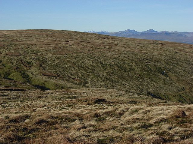 The top of Glen Anny