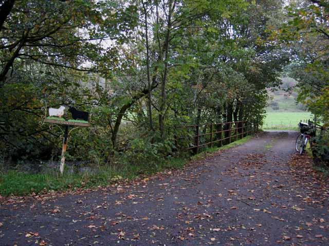 Bridge to Auchensoul
