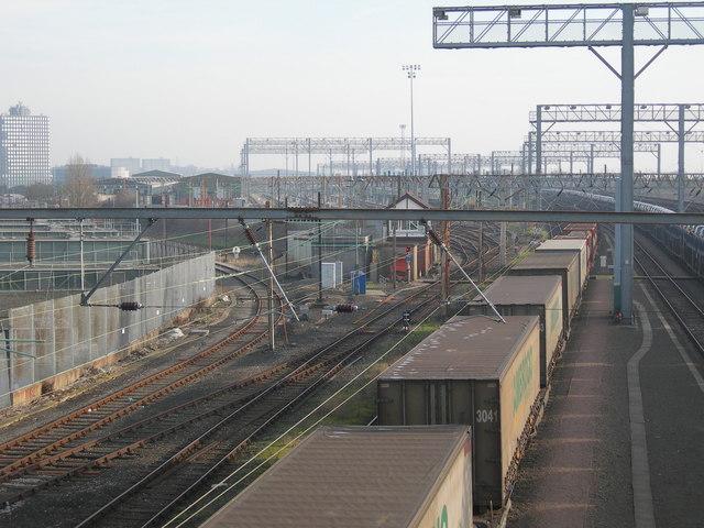 Railway Depot, Stonebridge Park