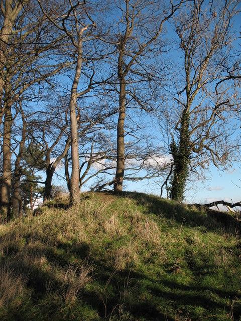 Stapley Hill Round Barrow