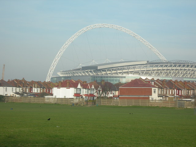 Playing Fields, Wembley