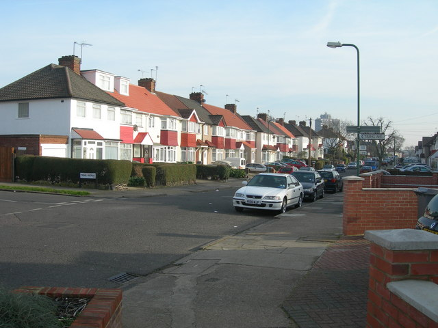 Tokyngton Avenue, Wembley