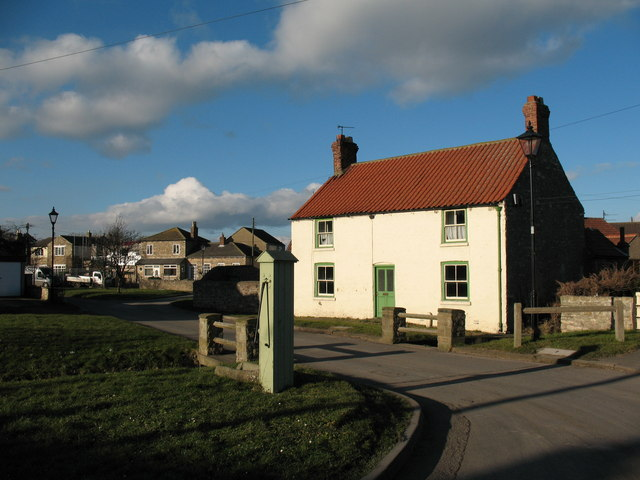 Old pump, Snape village.
