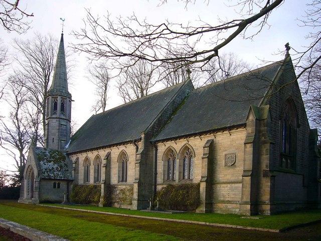 St.Aidan's Chapel, Stagshaw