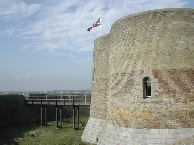 Martello Tower, south of Aldeburgh, Suffolk