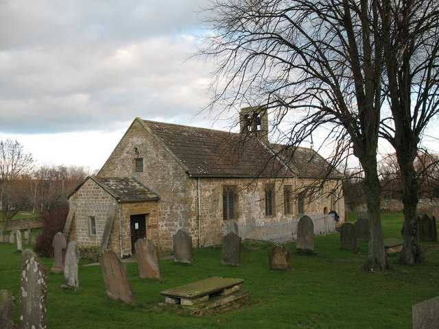 St Andrew's Church Finghall.