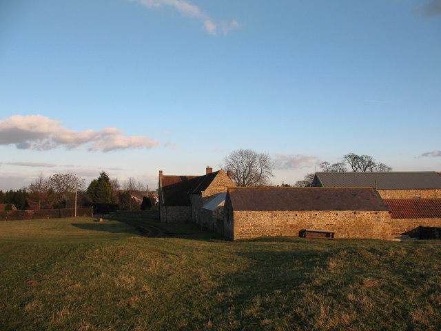 West Farm Langthorne
