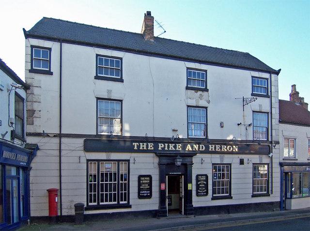 The Pike and Heron, Hornsea