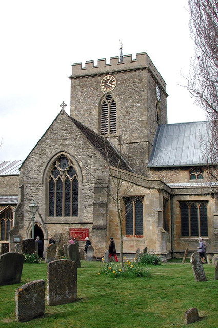 St Peter & St Paul, Wantage, Berks
