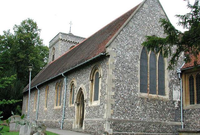 St Peter Caversham Berks