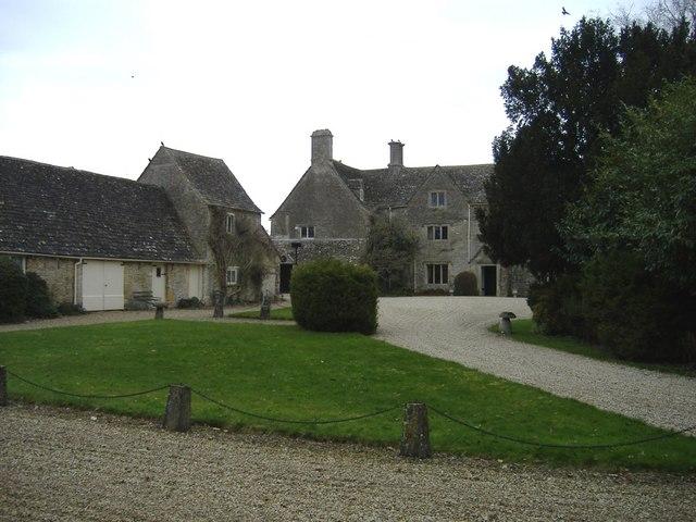 The Manor, Marston Meysey