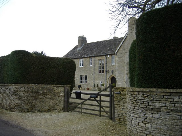 The Old vicarage, Marston Meysey