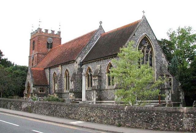 St James the Less Pangbourne Berks