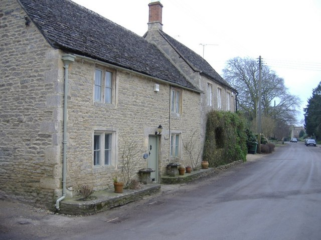 The Street, Marston Meysey