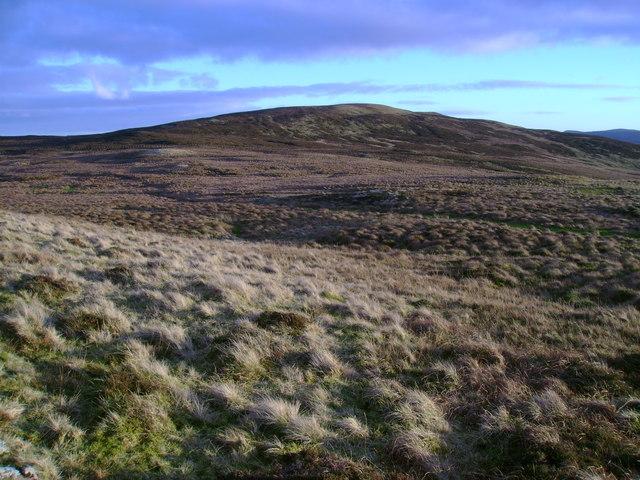 Moorland at Robber Craigs