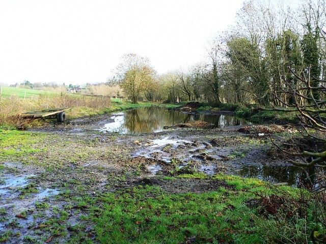 Site of Hannington Station, Swindon (2)