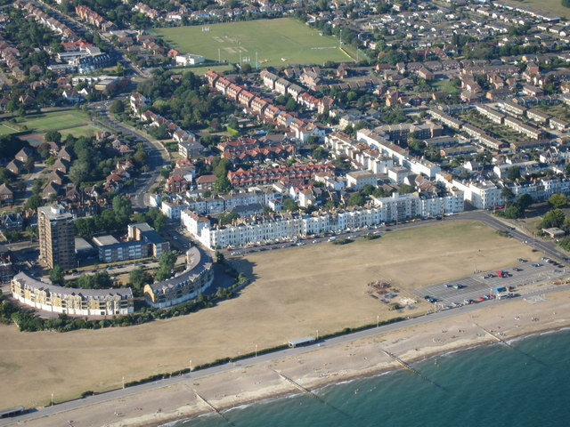 Littlehampton Seafront and Common