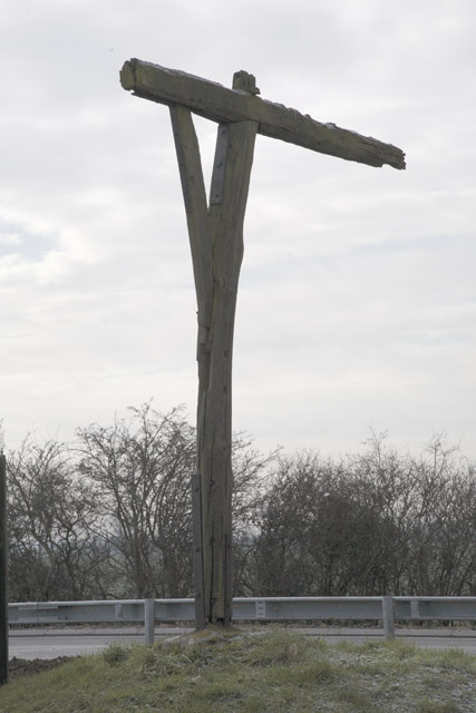 Caxton Gibbet, Caxton, Cambridgeshire