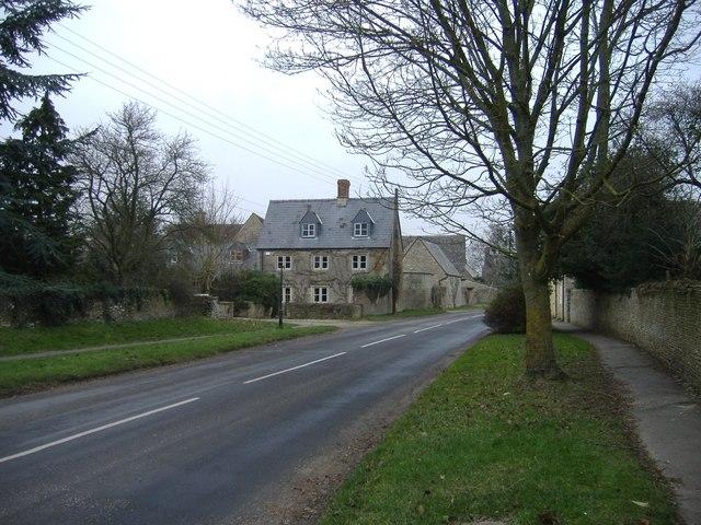 High Street, Meysey Hampton