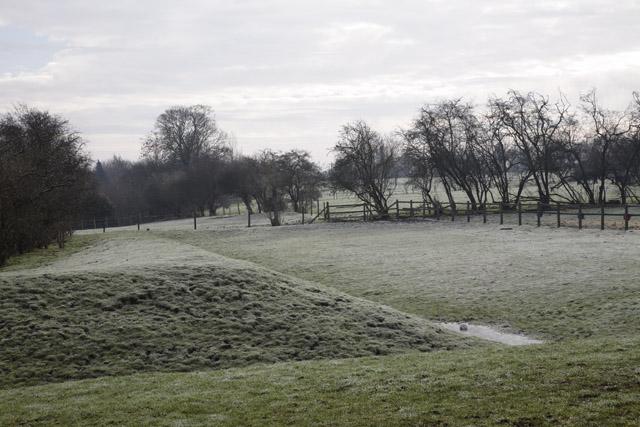 Drainage Channel, Caxton, Cambridgeshire