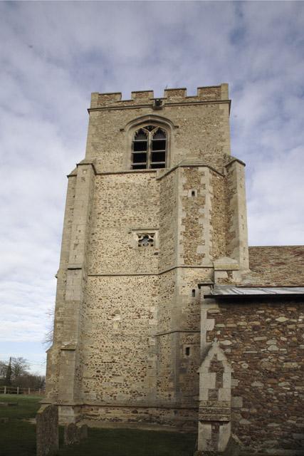 Church Tower, Caxton, Cambridgeshire