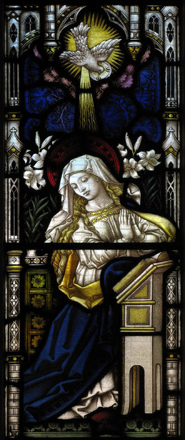St Stephen, Clewer, Berks - Window
