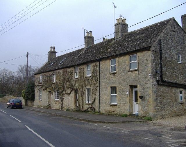 Stone Terrace, Marston Meysey