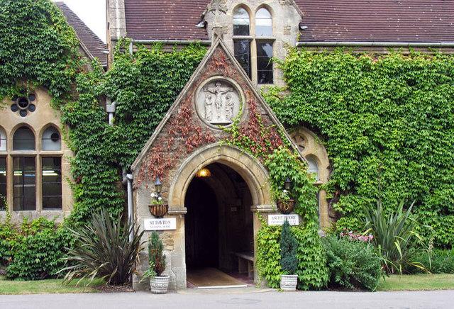 The Most Holy Trinity, Ascot Priory, Berks