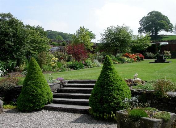Holehird Garden