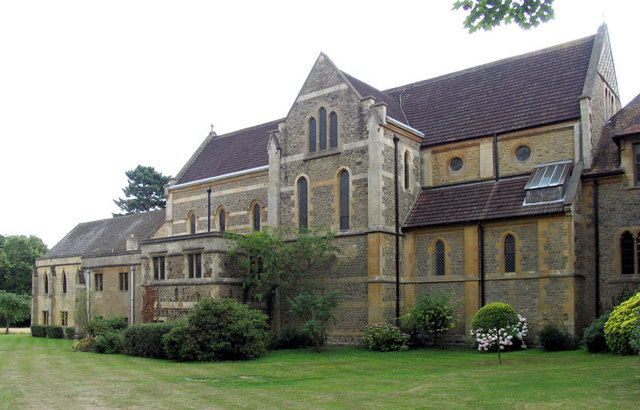 The Most Holy Trinity, Ascot Priory, Berks