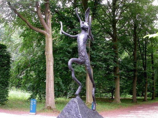 """The Drummer"", Chatsworth House gardens"