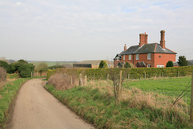 Southfield Farm, nr Whitchurch