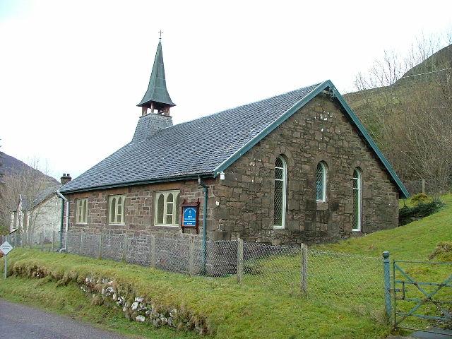 Old Church at Dornie