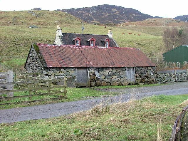 Croft in Upper Ardelve