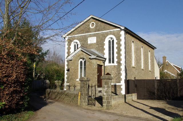 Wesleyan Chapel, Ightham
