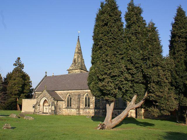 St Giles' Church, Normanton