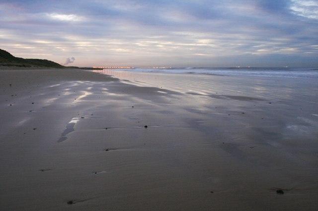 Marske Sands