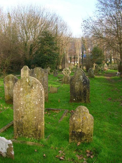 Graveyard, St John sub Castro