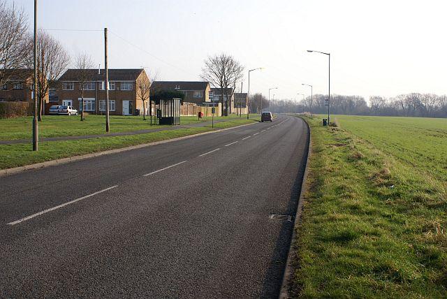 Wragley Way, Stenson Fields