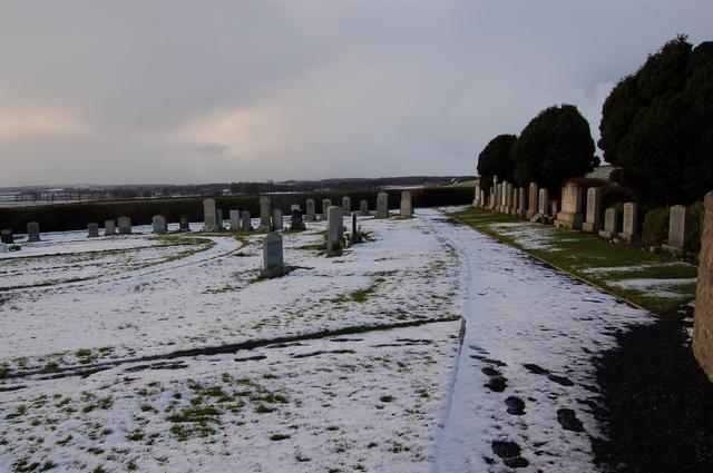 St Giles Cemetery