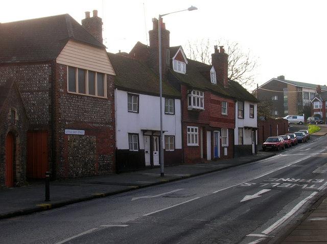 Little East Street