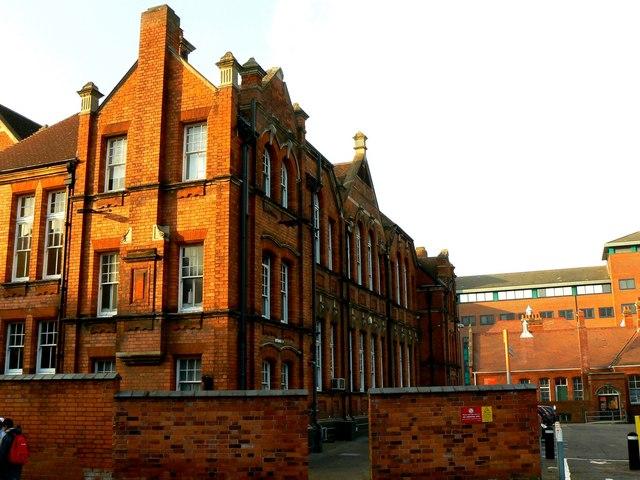 Former Clarence Street School, Swindon (1)