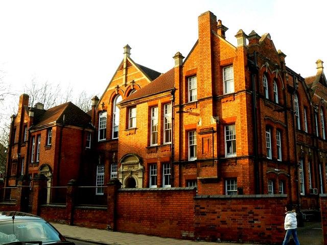 Former Clarence Street School, Swindon (2)